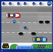 Pepsi race
