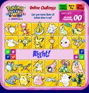 Pokemons challenge