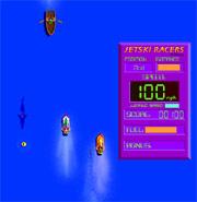 Jetski racers