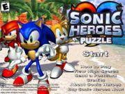 Sonic heros puzzle