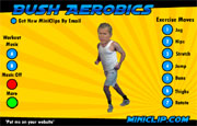 bush aerobic