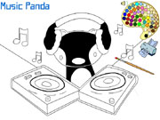 Music panda