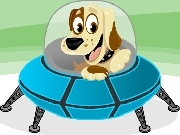 Doggy ufo