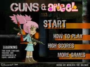 Guns and angel