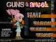 guns and angel