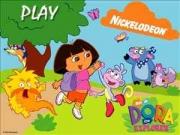 Dora coloriage 3