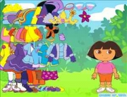 Dora habille