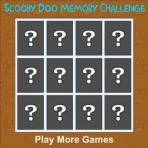 Scooby doo memoire