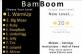 bam boom