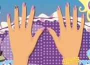 Manicure de mariage