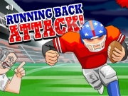 Running back attack
