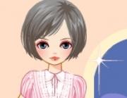 Lovely shy girl