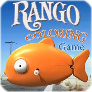Rango coloriages