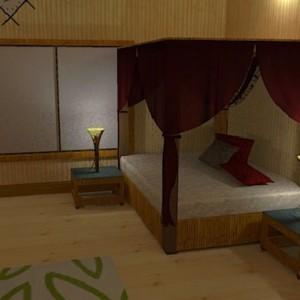 Bamboo room escape
