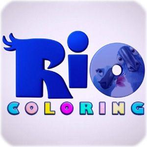 Rio le film coloriag