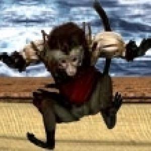 Pirates des caraibes jumping jack