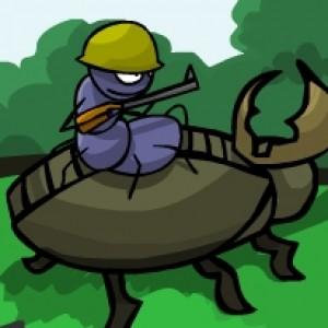 Ants battlefield
