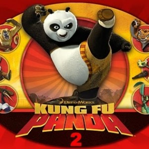 Kung fu panda 2 coloriage