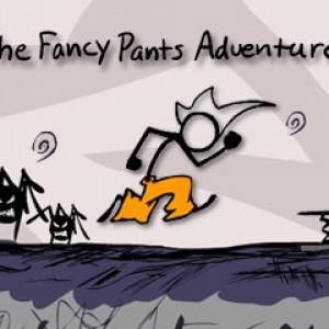 Fancy pants adventures 3
