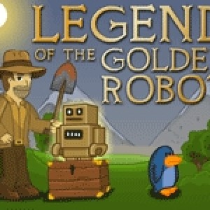 Legend of the golden robot