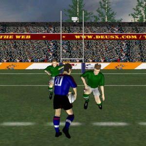 Rugby drop kick