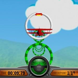 Flight 3d aerobatics training