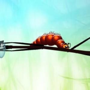 Larva dream