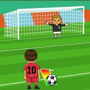 Free kick euro 2012