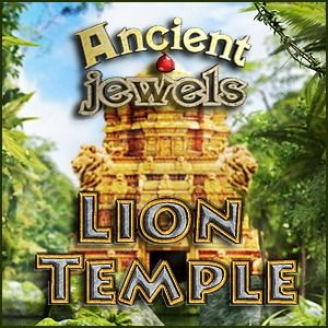 Ancient jewels lion temple