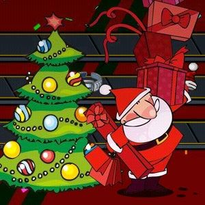 Christmas gift distributor