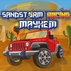 Sandstorm racing mayhem