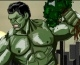Hulk dressup game