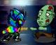 Rainbow Warrior Armor