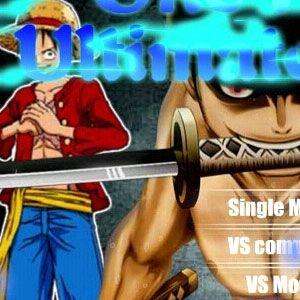 One piece ultimate fight 1.3