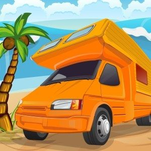 Vacation rv parking