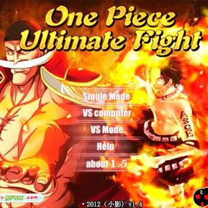 One piece ultimate fight 1.4