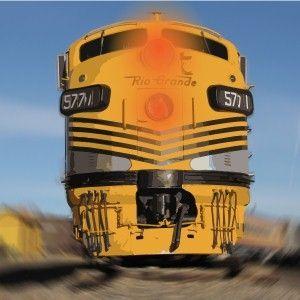 Freigh train mania