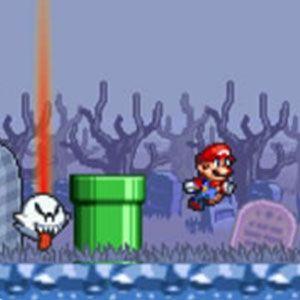 Mario scramble