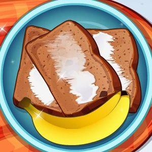 Du pain à la banane