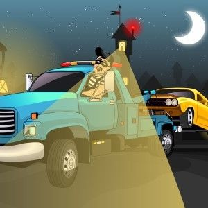Night thief madness
