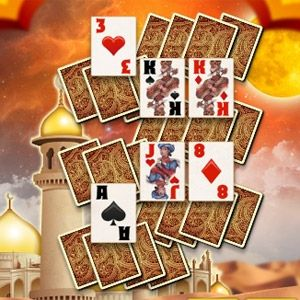 Aladdin solitaire
