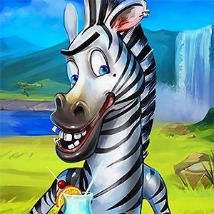 Odd one out: zebra